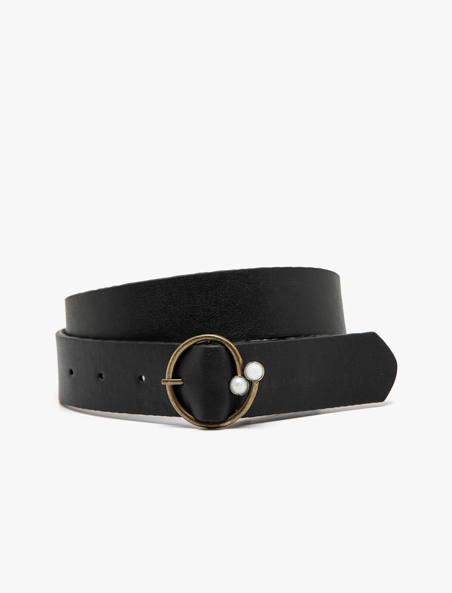 Leather Look Belt