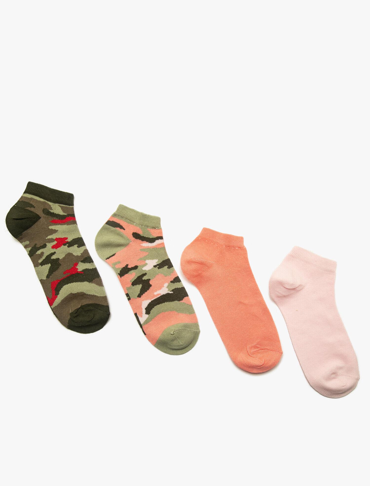 4 Pack Woman Socks