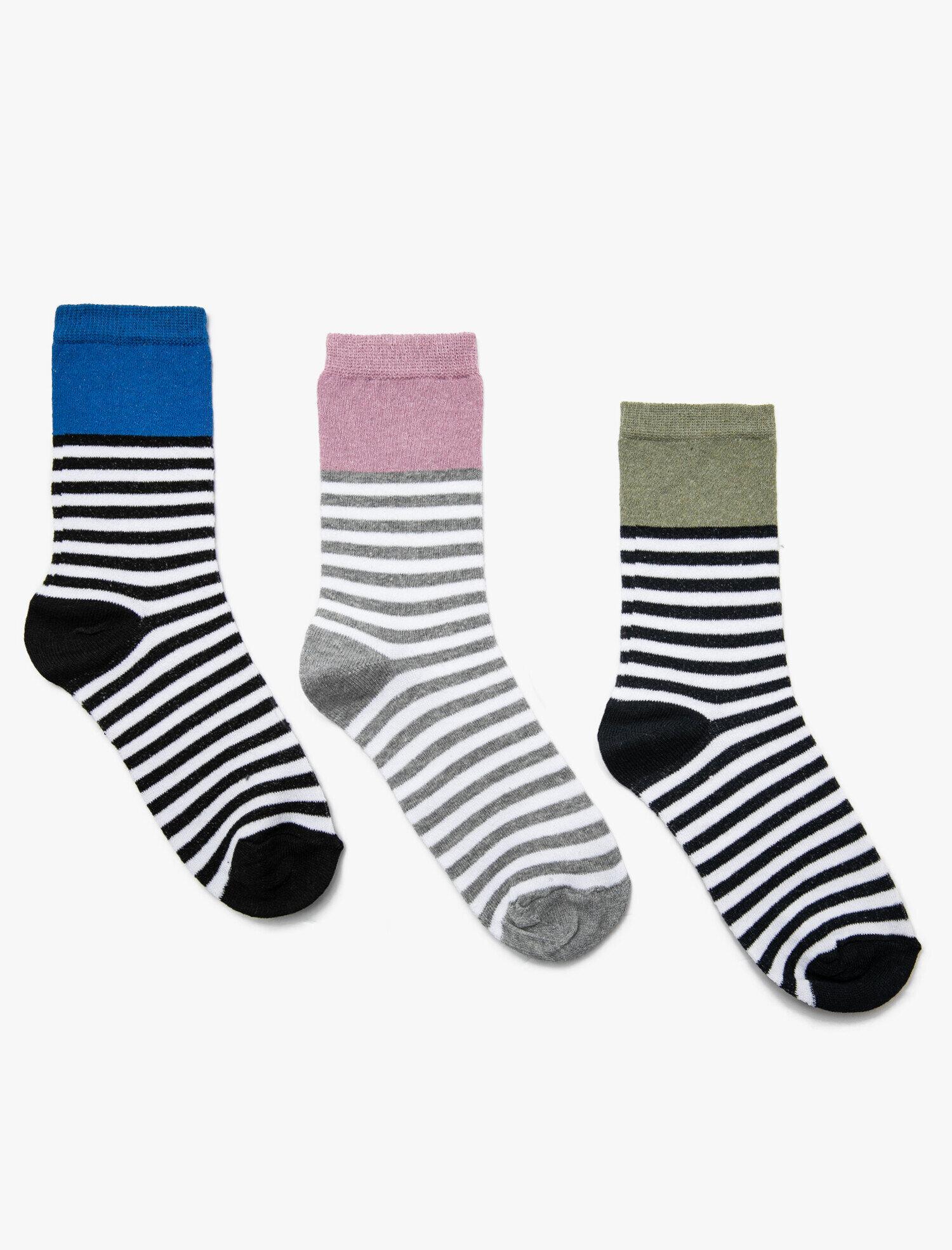 3 Packs Woman Socks