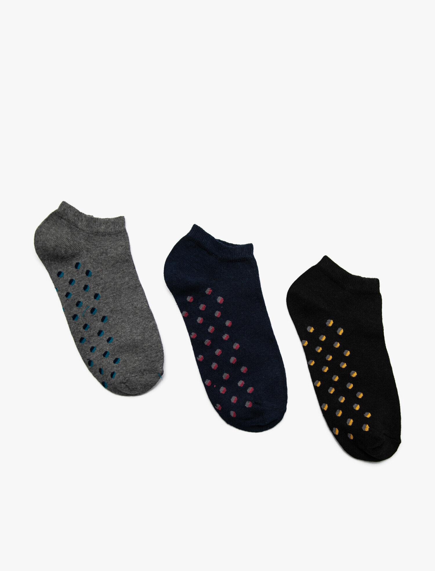 3'lü Erkek Çorap