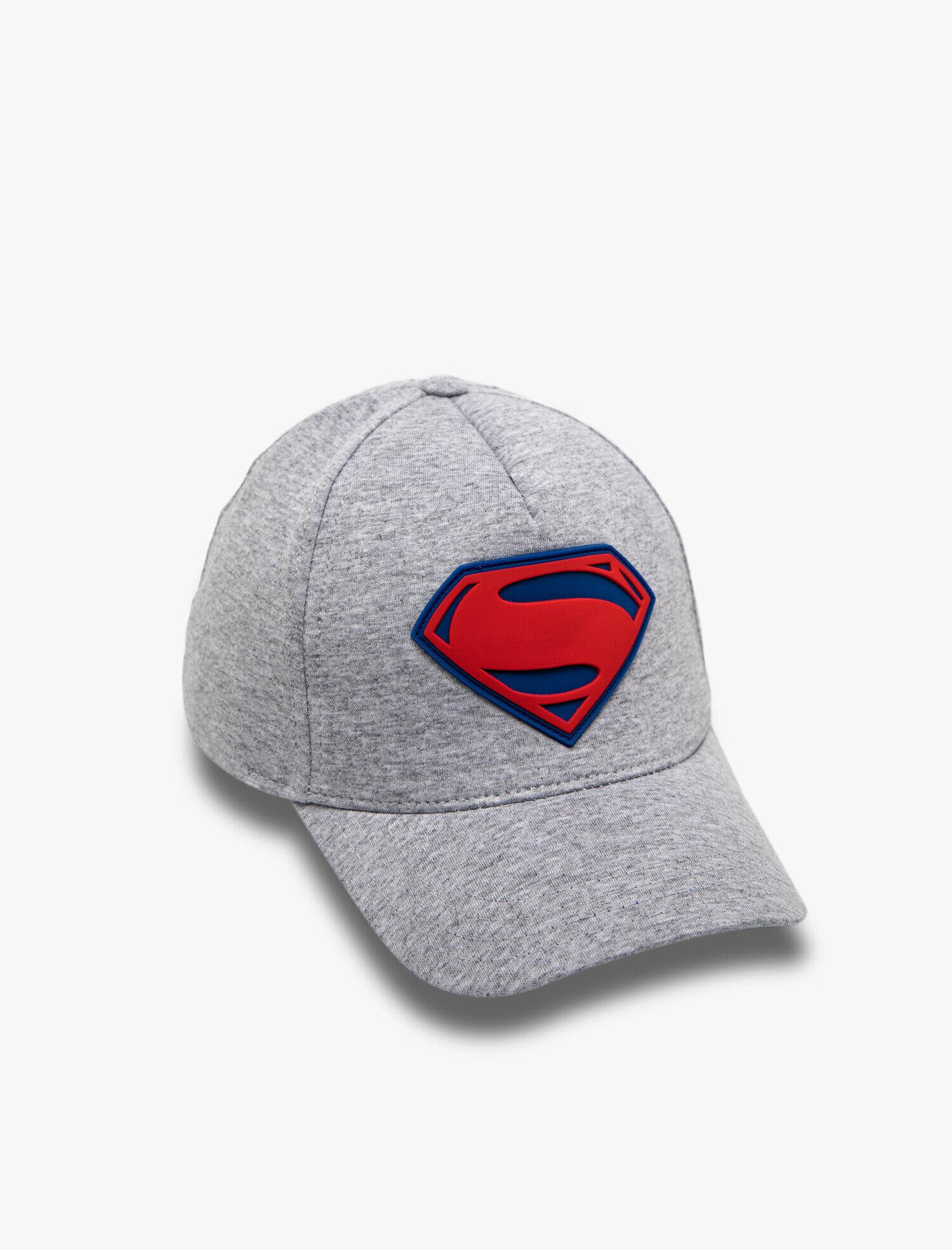 Superman Lisanslı İşlemeli Şapka