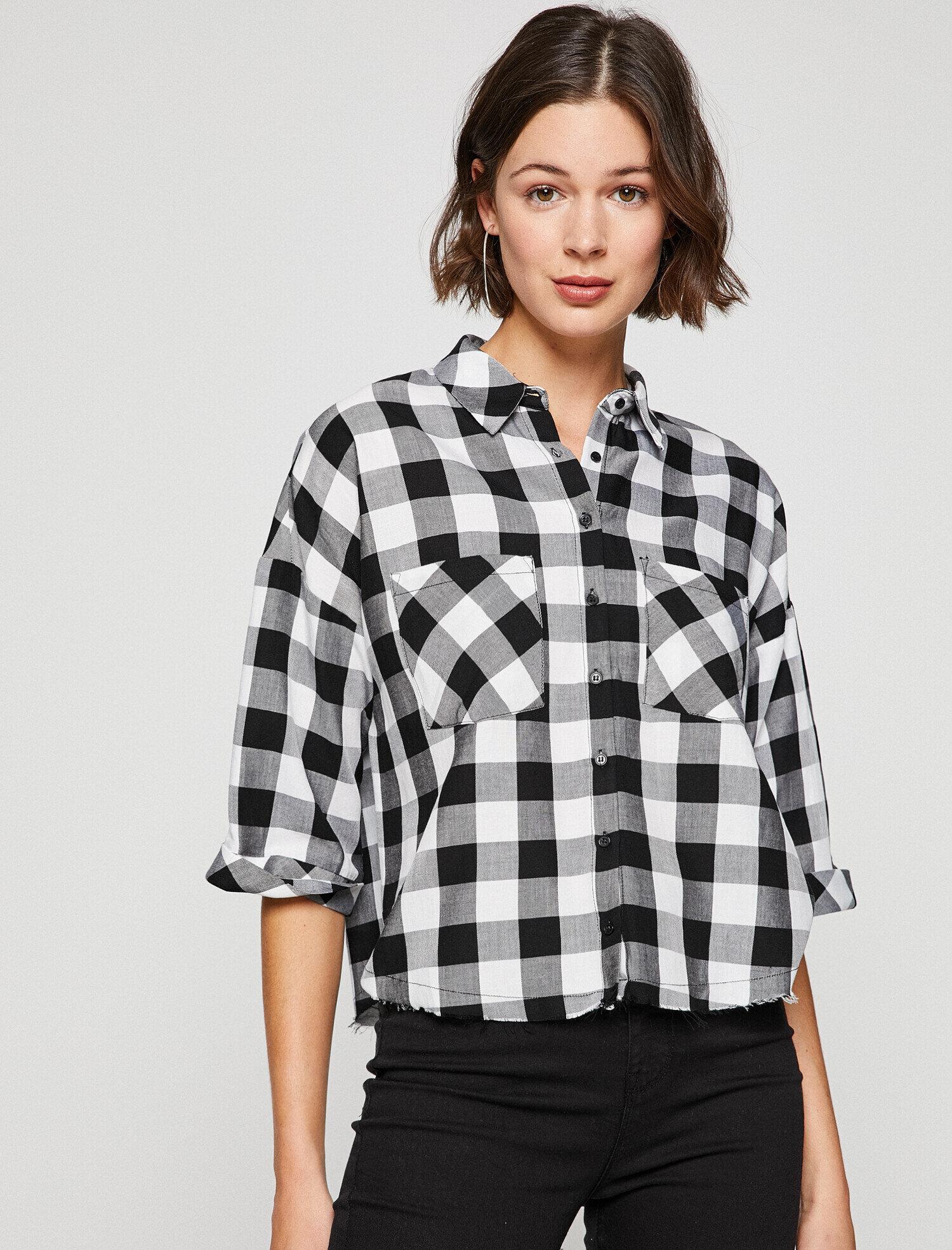 f55c1a3f364 Check Shirt