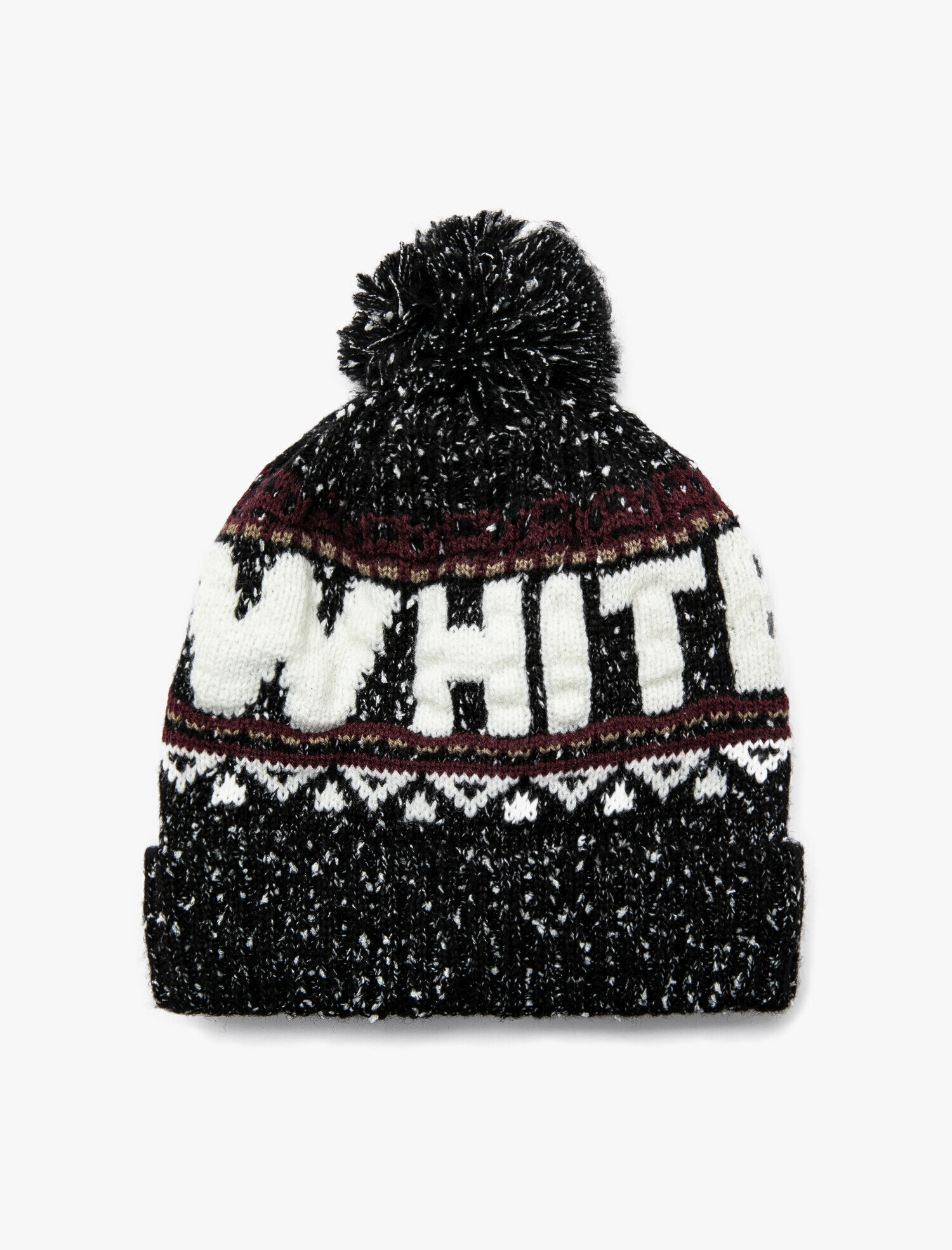 Pom Detailed Beanie
