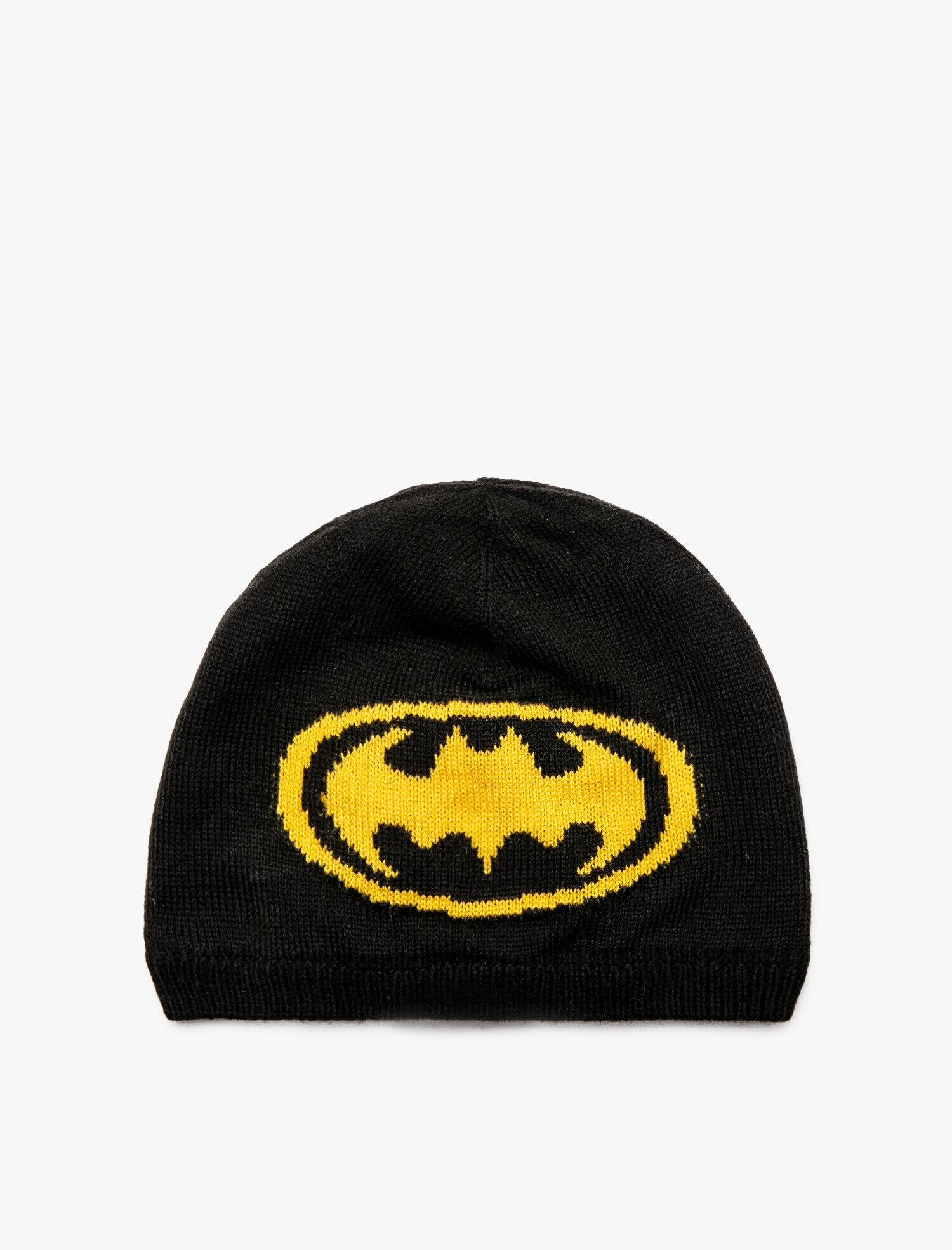 Batman Lisanslı Baskılı Bere