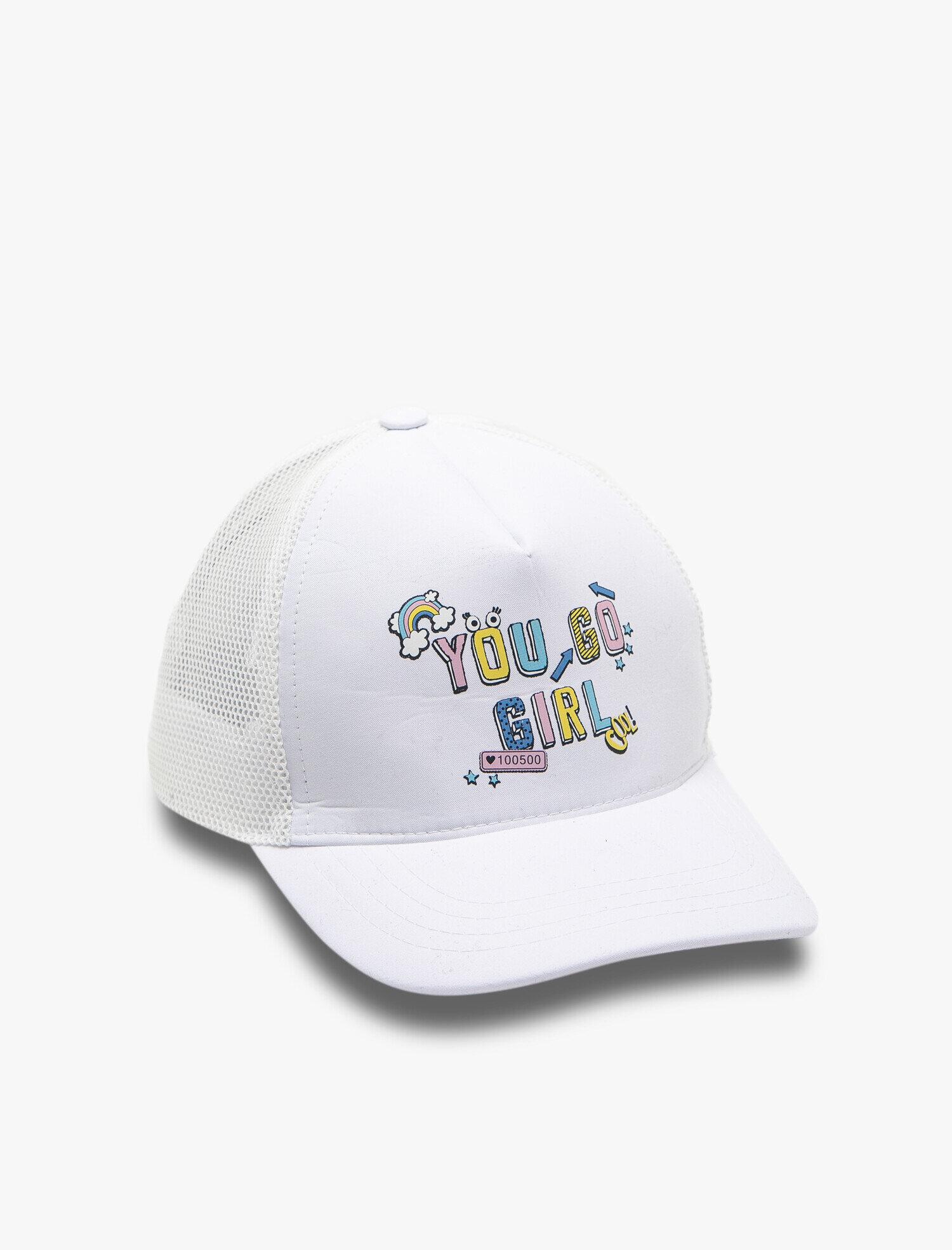 Baskılı Şapka