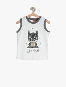 Batman Printed Tank Top