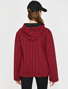 Herringbone Sweatshirt