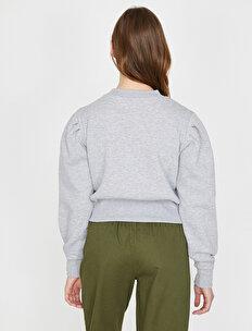 Pearl Detailed Sweatshirt