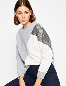 Arzu Sabancı For Koton Sweatshirt