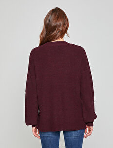 High Neck Jumper