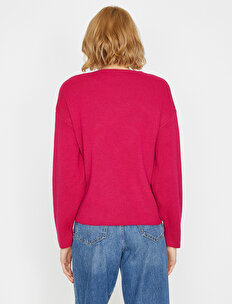 Frill Detailed Sweater