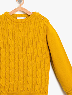 Relaxed Fit Jumper