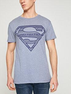 Superman Licenced Printed T-Shirt