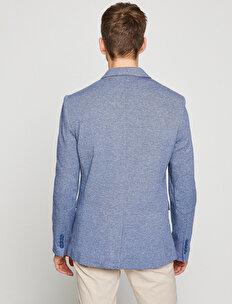 Düğme Detaylı Blazer Ceket
