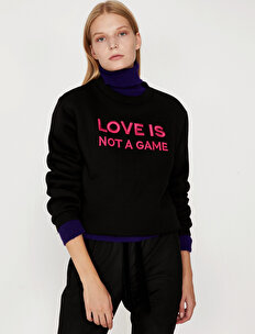 Love For Koton Sweatshirt