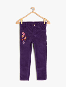 Embellished Trousers