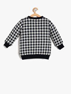 Check Sweatshirt