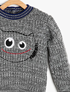 Embellished Jumper