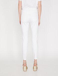 Pocket Detailed Jeans