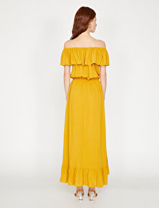 The Natural Look Dress