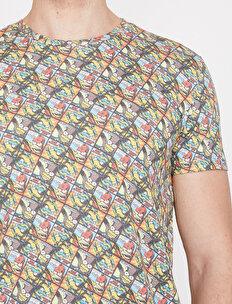 Simpsons Printed T-Shirt