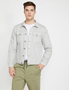 Classic Collar Jean Jacket