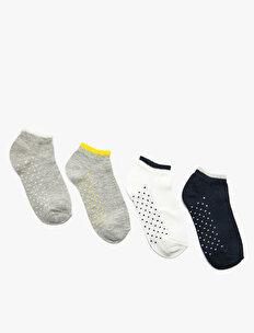 4 Packs Boy Socks