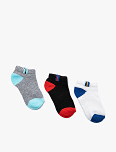 3 Packs Boy Socks