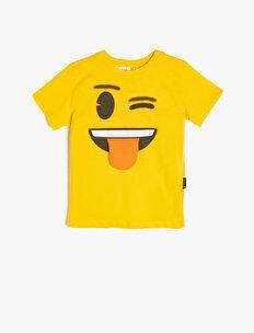 Emoji Printed T-Shirt