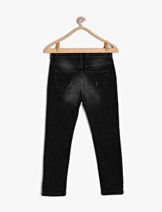 Dar Kesim Jeans