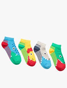 4 Packs Man Socks
