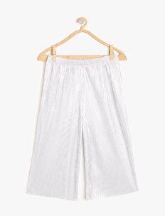 Medium Rise Trousers