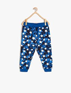 Patterned Joggings Pants