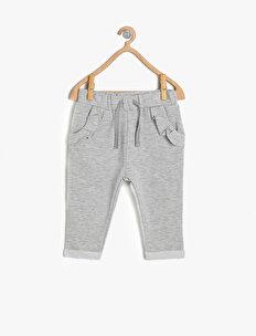 Frill Detailed Joggings Pants