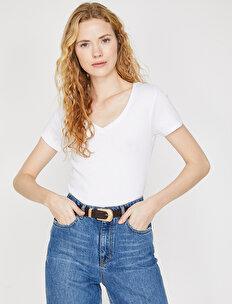 V Neck T-Shirt