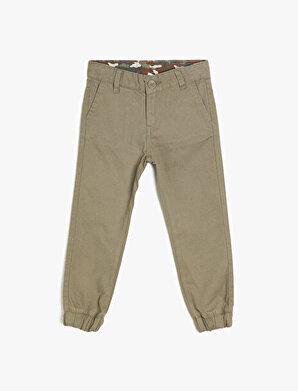 Koton Erkek Çocuk Normal Bel Pantolon