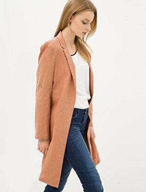 Koton Kadın Uzun Kollu Ceket