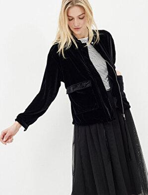 Koton Kadın Cep Detaylı Ceket
