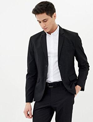 Koton Erkek V Yaka Blazer Ceket
