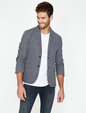 Koton Erkek Cep Detaylı Ceket