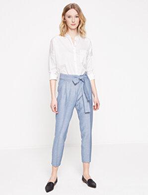 Koton Kadın Keten Pantolon