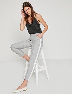 Koton Kadın Seritli Pantolon