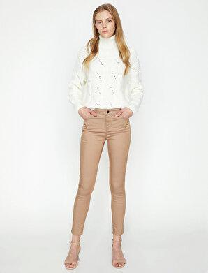Koton Kadın Dar Kesim Pantolon