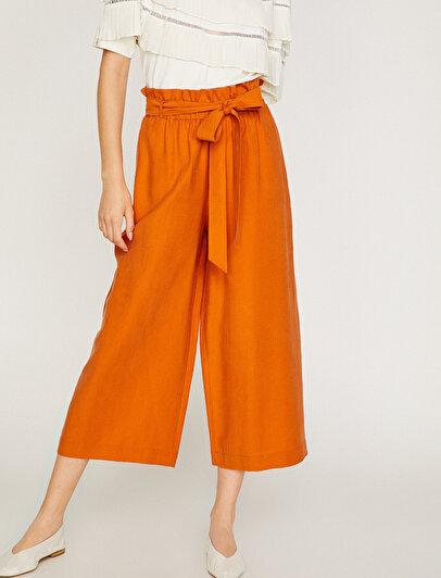 Bali Bağlamalı Pantolon