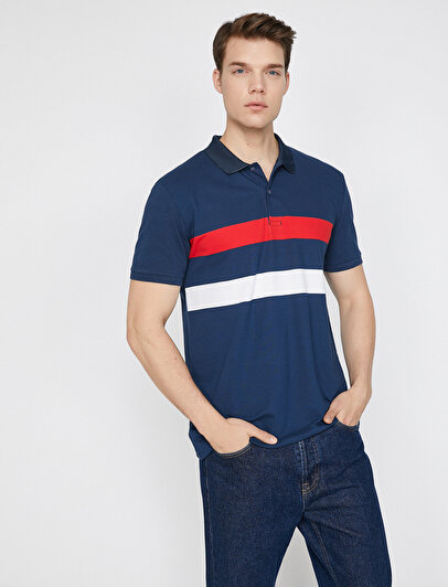 Banded Detailed T-Shirt