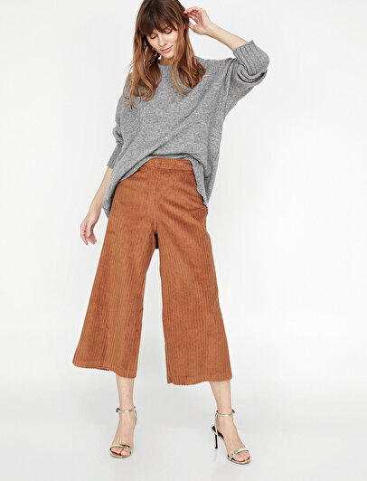 Flarel Trousers