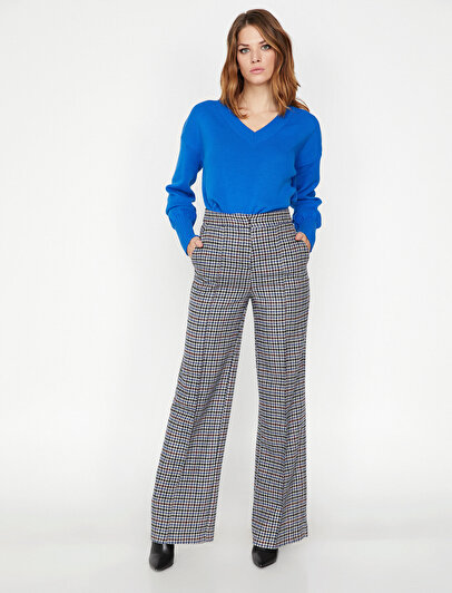 Arzu Sabancı for Koton Trousers