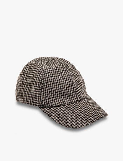 Desenli Şapka