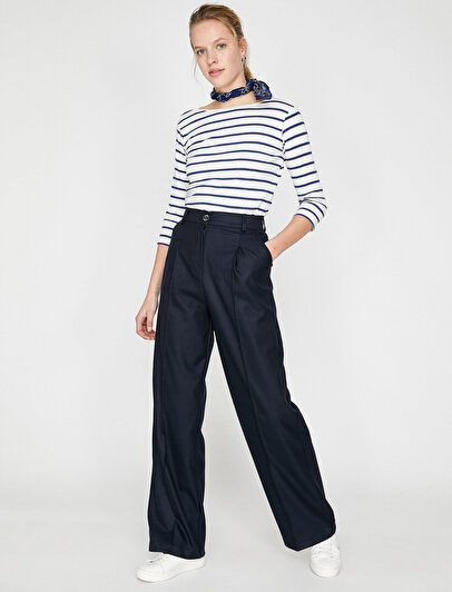Love For Koton Trousers