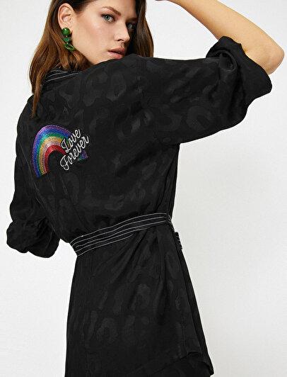 Arzu Sabancı for Koton Kimono